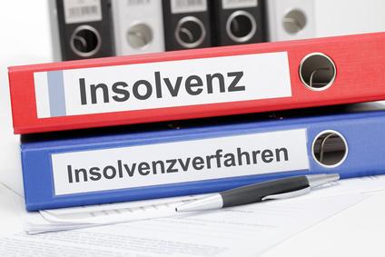 Aktenordner Insolvenz und Isolvenzverfahren