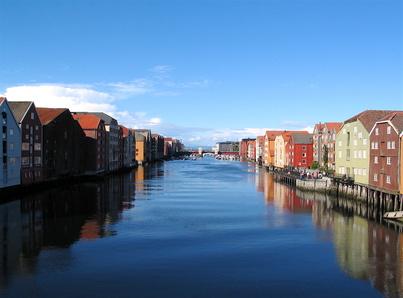 Die Hurtigruten – die Seeroute entlang der Küste Norwegens