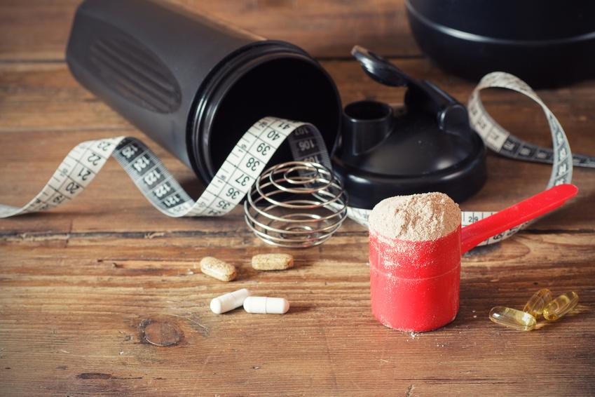 Nahrungsmittel Eiweißpulver - das sollte man darüber wissen