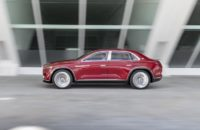 Vision Mercedes-Maybach Ultimate Luxury im Test